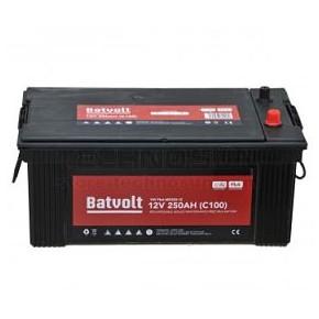 Batería agm 250ah 12v sin mantenimiento batvolt