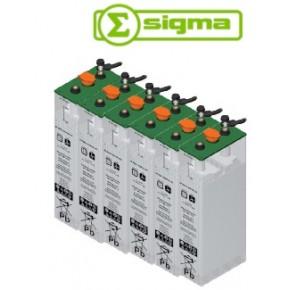 Batería Sigma 4 SOPzS 500 Translúcida 503Ah
