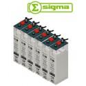 Batería Sigma 3 SOPzS 390 Translúcida 392Ah
