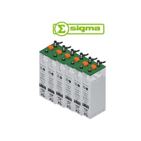 Batería Sigma 7 SOPzS 1270 Translúcida 1271Ah