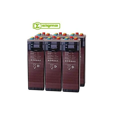 Batería Sigma 6 OpZS 300 448Ah (C100)