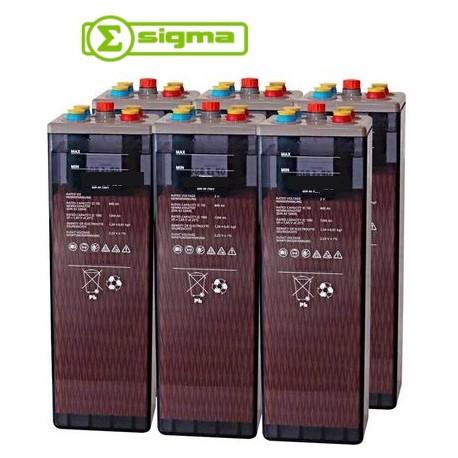 Batería Sigma 6 OpZS 420 651Ah (C100)