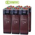 Batería Sigma 6 OpZS 700 1207Ah (C100)
