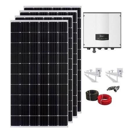 Kit de Bombeo Solar Directo para bombas de 0.75cv