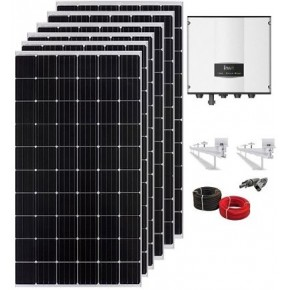 Kit de Bombeo Solar Directo para bombas de 1cv