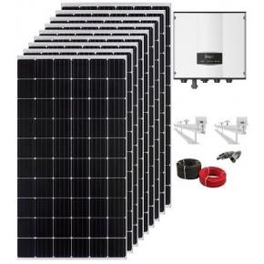 Kit de Bombeo Solar Directo para bombas de 1.5cv