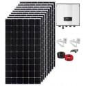 Kit de Bombeo Solar de 1.5cv