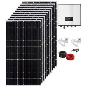 Kit de Bombeo Solar Directo para bombas de 2cv