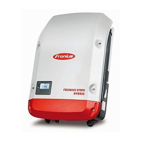 Inversor Red FRONIUS SYMO Hybrid 3.0-3-S 3KW