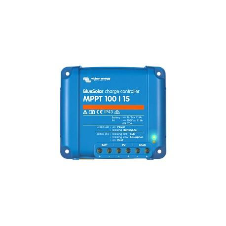 Regulador Blue Solar mppt 100V 15A VICTRON