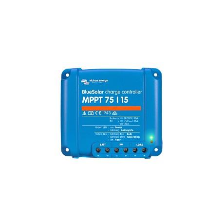 Regulador Blue Solar mppt 75V 15A VICTRON