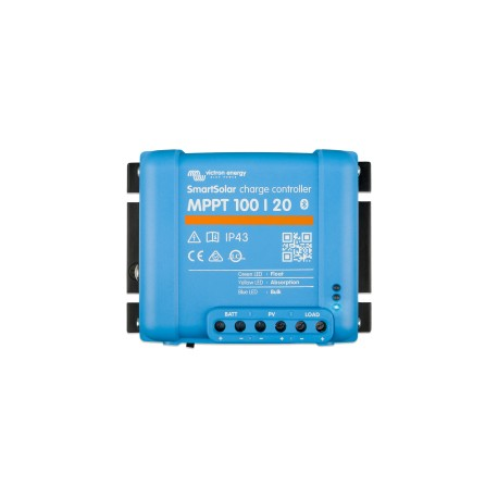 Regulador SmartSolar mppt 100V 20A VICTRON