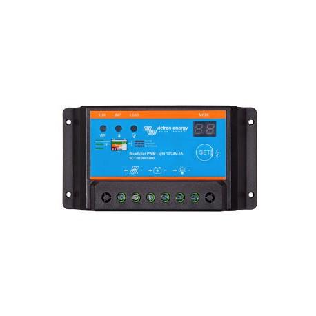 Regulador PWM 5A-12/24V para luminaria - VICTRON