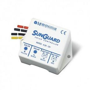 Regulador 4A 12V SG-4 - morningstar