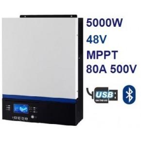 Inversor Cargador AXPERT VM III 5000W 48V MPPT 80A 500V