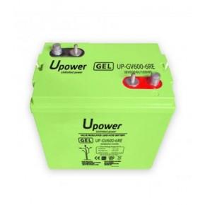 Batería Solar Gel 600Ah 6V U-Power