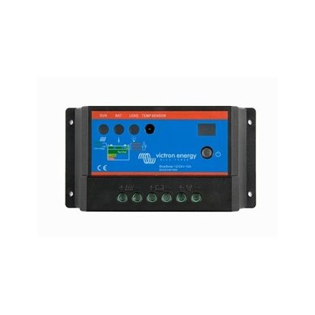 Regulador PWM 10A 12/24V victron