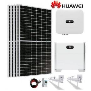 Kit Solar Huawei 2000W con Batería Litio 5Kw