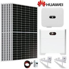 Kit Solar Huawei 3000W con Batería Litio 5Kw