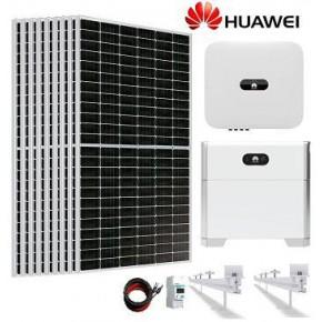 Kit Solar Huawei 4000W con Batería Litio 5Kw