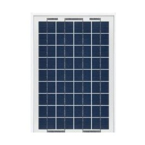 Placa solar 10w 12v policristalina